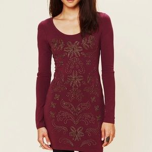 Free People Embroidered 'Lady in Waiting'